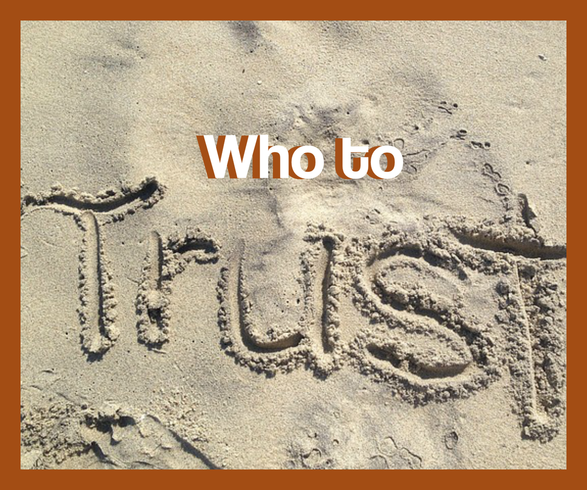 Who tot rust when learning about internet marketing